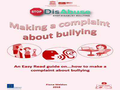 DisAbuse - Guide To Making A Complaint - Pic