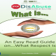 DisAbuse - What is Respect - Easy Read Handout
